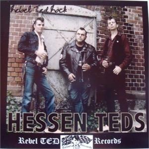 REBEL TED ROCK : Hessen Teds