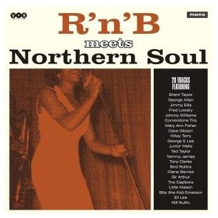 R'n'B MEETS NORTHERN SOUL : Volume 2