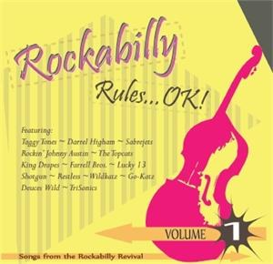 ROCKABILLY RULES...OK! : Volume 1