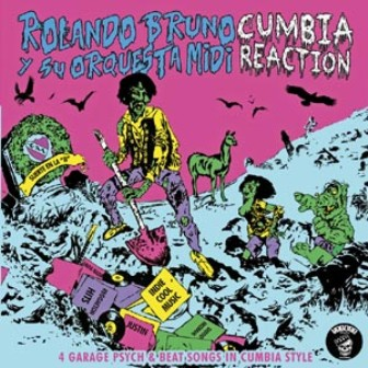 BRUNO ROLANDO Y SU ORQUESTA MIDI : Cumbia Reaction