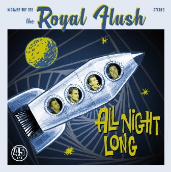 ROYAL FLUSH, THE : All Night Long / Running Square