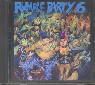 RUMBLE PARTY : Volume 6