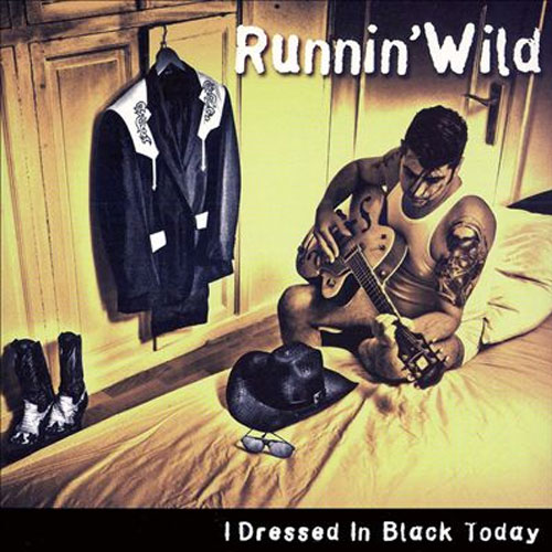 RUNNIN' WILD : I dressed in black today