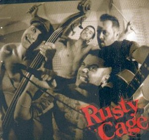 RUSTY CAGE : SPOOKY TALES FROM THE SWAMP...