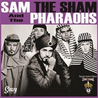 SAM THE SHAM & THE PHARAOHS : (I'm In With) The Out Crowd / Standing Ovation