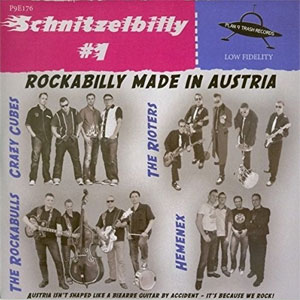 SCHNITZELBILLY #1 : Rockabilly made in Austria