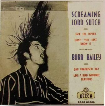 SCREAMING LORD SUCH : Jack The Ripper