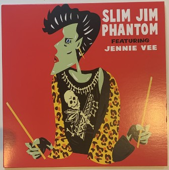 SLIM JIM PHANTOM (Feat. JENNIE VEE) : Locked Down In Love