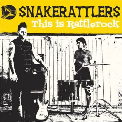 SNAKERATTLERS, THE : This Is Rattlerock