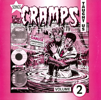 SONGS THE CRAMPS TAUGHT US : Volume 2