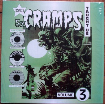 SONGS THE CRAMPS TAUGHT US : Volume 3