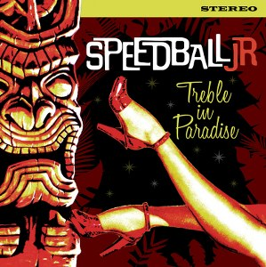 SPEEDBALL JR : Treble In Paradise
