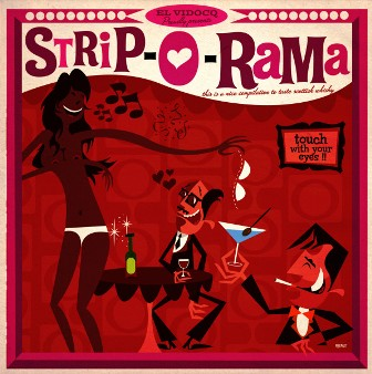 STRIP-O-RAMA : Volume 1