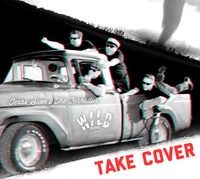 TEXAS STEVE & THE TORNADOS : Take Over