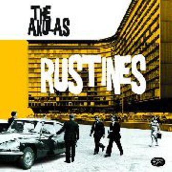 AKULAS, THE : Rustines