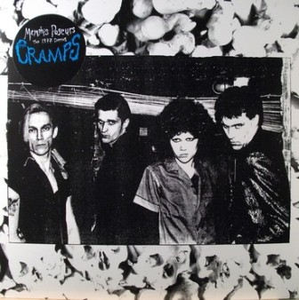 CRAMPS, THE : Memphis Poseurs the 1977 Demo's
