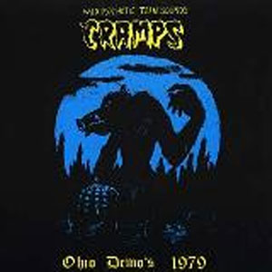 CRAMPS, THE : Wild psychotic teen sounds