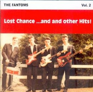 FANTOMES,THE : Lost Change .....And Other Hits !  (VOL2)