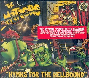 THE METEORS : HYMNS FOR THE HELLBOUND