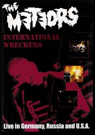 METEORS, THE : International Wreckers