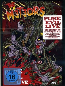 METEORS,THE : Pure Evil Live
