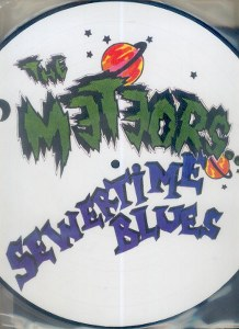 THE METEORS: SEWERTIME BLUES