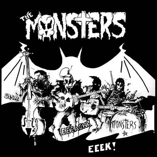 MONSTERS, THE : Masks