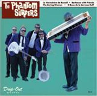 PHANTOM SURFERS, THE : La Harmonica De Russell
