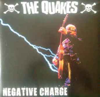 QUAKES,THE : NEGATIVE CHARGE