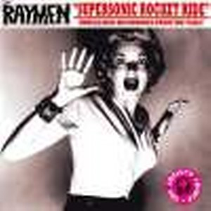 THE RAYMEN: SUPERSONIC ROCKET RIDE