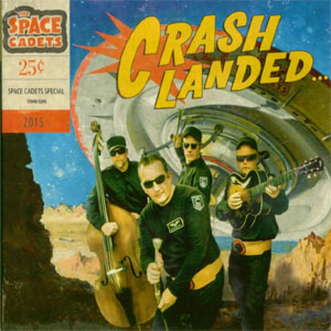 SPACE CADETS, THE : Crash Landed