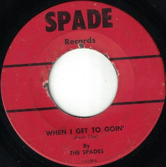SPADES, THE : Jody & When I Get To Goin'