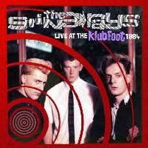 STINGRAYS,THE : Live At The Klub Foot 1984