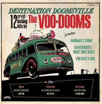 VOO-DOOMS, THE : Destination Doomsville