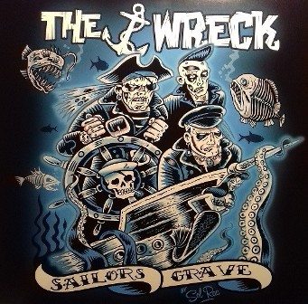 WRECK, THE : Sailors Grave