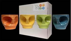 Tiki Joe Mug 4-Pack :