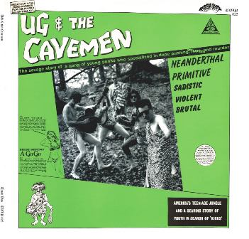 UG & THE CAVEMEN : Neanderthal Primitive Sadistic Violent Brutal