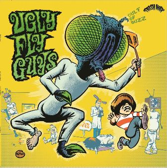 UGLY FLY GUYS : Cult Of Buzz