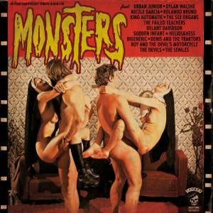TRIBUTE ALBUM FOR THE MONSTERS : 30 Years Anniversary Tribute Album For The Monsters