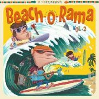 BEACH-O-RAMA : Volume 2 (+ CD)