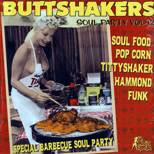 BUTTSHAKERS : Volume 12