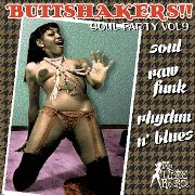 V/A: BUTTSHAKERS! SOUL PARTY VOL.9