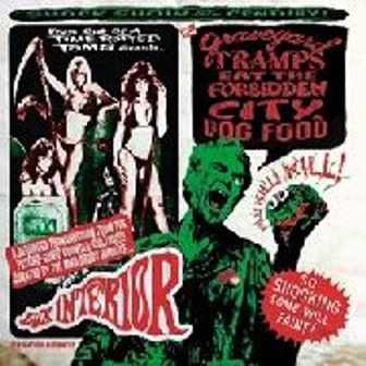 GRAVEYARD TRAMPS EAT THE FORBIDDEN CITY DOG FOOD : Various Artists