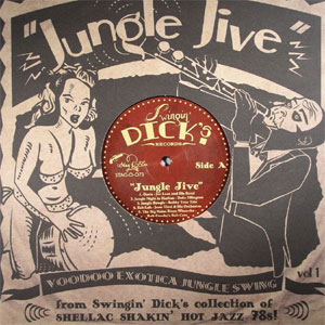 JUNGLE JIVE : Volume 1