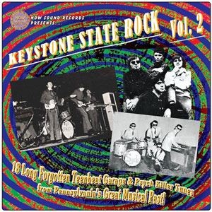 KEYSTONE STATE ROCK : Volume 2