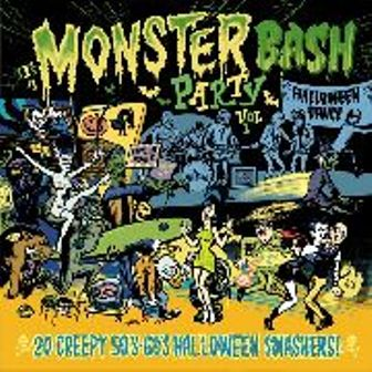 MONSTER BASH PARTY : Volume 1