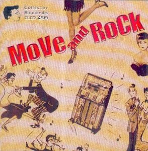 VARIOUS ARTISTS : MOVE AND ROCK