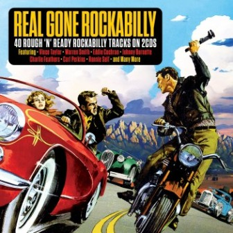 REAL GONE ROCKABILLY : Various Artists