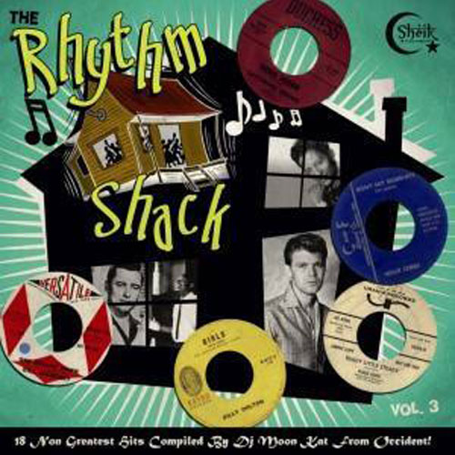 RHYTHM SHACK, THE : Volume 3