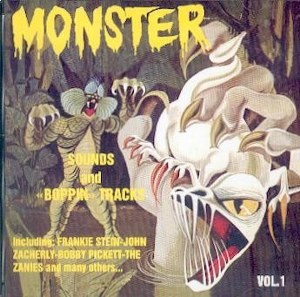 MONSTER SOUNDS AND BOPPIN TRACKS : VOLUME 1